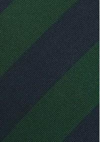 Kravatte gestrickt pinkfarben marineblau