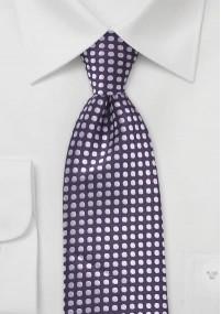 Krawatte monochrom edelgrün