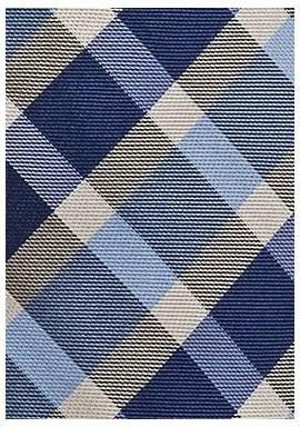 Krawatte violett vertikale Streifen