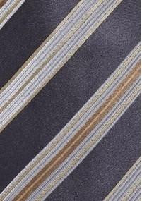 Mikrofaser-Businesskrawatte einfarbig violett