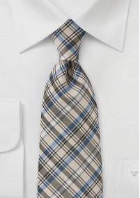 Weißes Damentuch