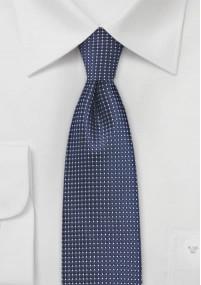 Krawatte Streifendessin dunkeltürkis...