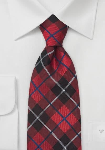 Krawatte Streifenmuster silbergrau tiefschwarz