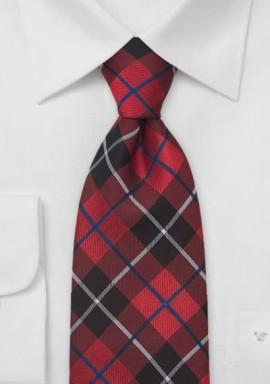Krawatte Streifenmuster silbergrau...