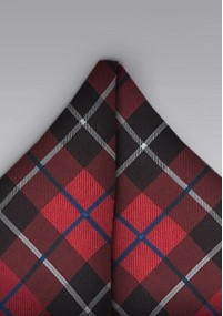 Krawatte streifig nachtblau