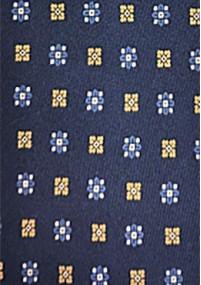 Parsley Krawatte in Lachsfarben mit Struktur