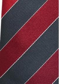XXL-Herrenkrawatte orange geblümt
