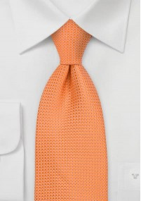 Streifen-Krawatte silbergrau perlweiß