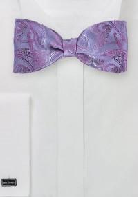 Krawatte bunt angesagtes Paisleymuster
