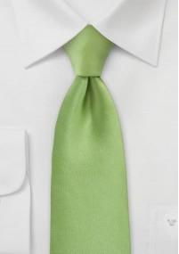 Seiden-Krawatte gewirkt dunkeltürkis