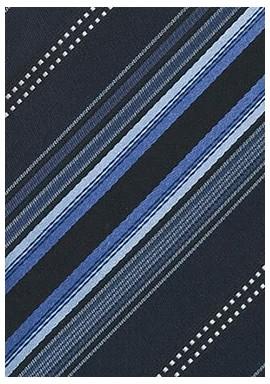 Stylische Krawatte schwarz rot