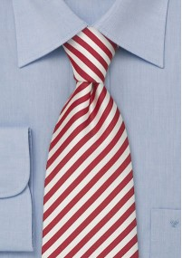 Limoges Krawatte in mocca