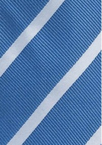 Krawatte Business-Streifen goldgelb