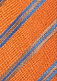Krawatte grob gepunktet rosé schneeweiß