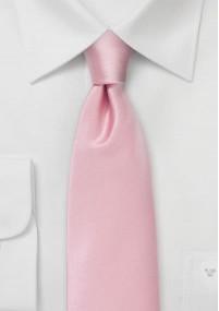 Krawatte Pinstripe nachtschwarz silber