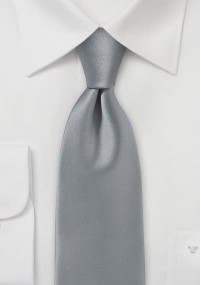 Krawatte Mango-Chutney einfarbig