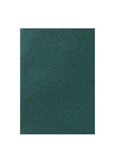 Krawatte einfarbig Poly-Faser rostrot