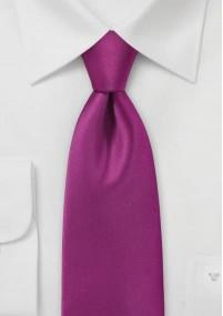Krawatte schmal geformt asphaltschwarz...