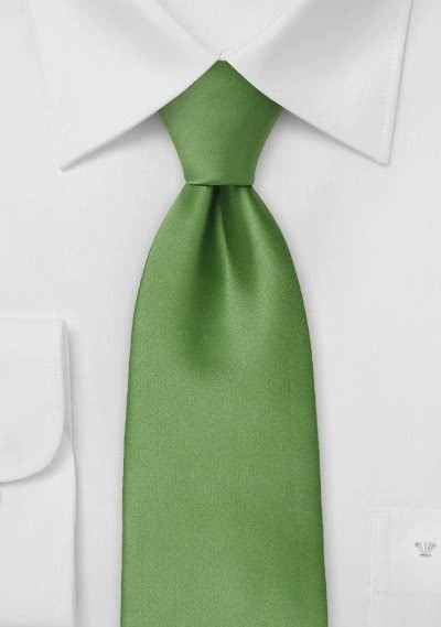 Elegante Krawatte dunkelblau