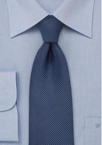Krawatte Business-Linien nachtblau...