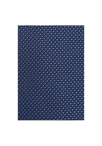 Krawatte königsblau einfarbig