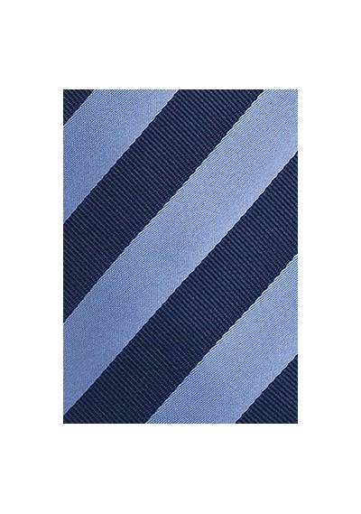 Herrenkrawatte schwarz matt