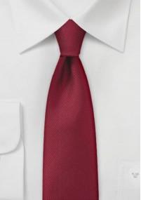 Modische Krawatte zartem rosé