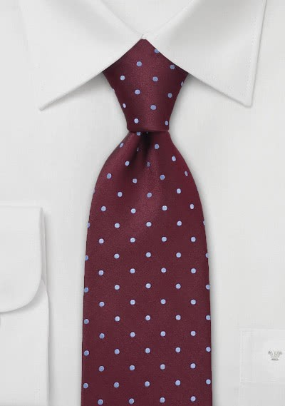 Moulins Krawatte in reinweiß