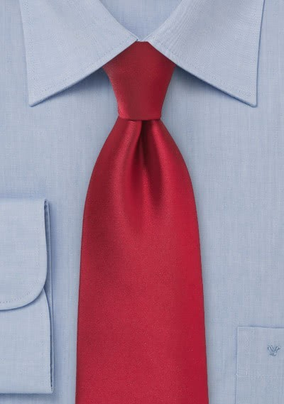 Kravatte Streifen navyblau abgestuft