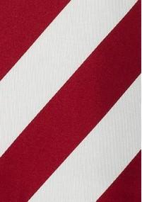 Stylische Kravatte Paisley dunkelblau braun