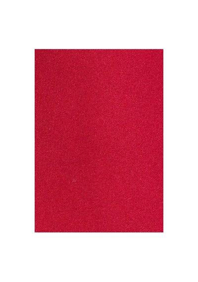Krawatte monochrom hellrot