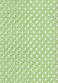 Krawatte schlank Streifen apricot weiß