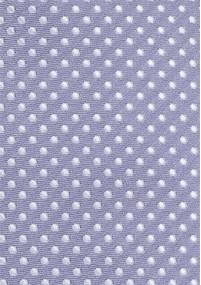 Krawatte Karo-Muster ultramarin