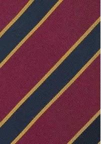 Trend-Krawatte teerschwarz silbergrau