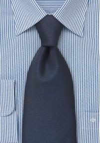 Krawatte Karo-Muster grau