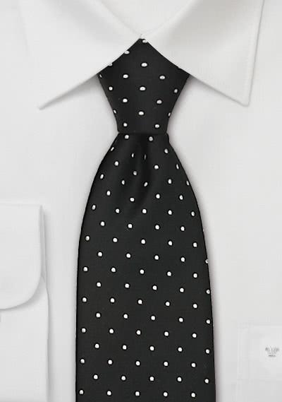 XXL-Herrenkrawatte Streifenmuster blassgrün
