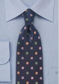 Krawatte schwarz streifig