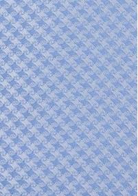 Krawatte Rauten-Ornamenturen mittelrot