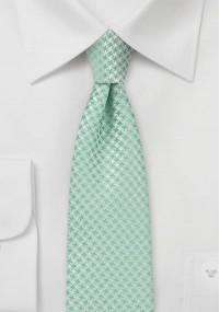 Poly-Faser-Herrenkrawatte monochrom purpur