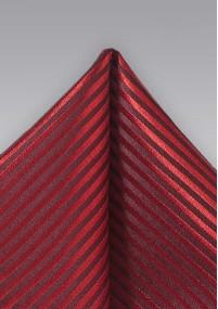 Stylische Krawatte orangegelb Poly-Faser