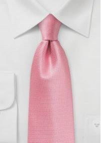 Gelbe Krawatte mit spannendem Talavera-Print