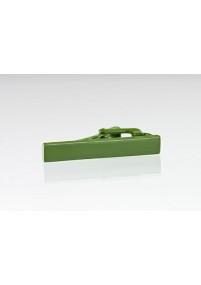 Krawatte unifarben Poly-Faser himmelblau