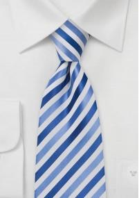 XXL-Krawatte blassgrün Rauten-Pattern