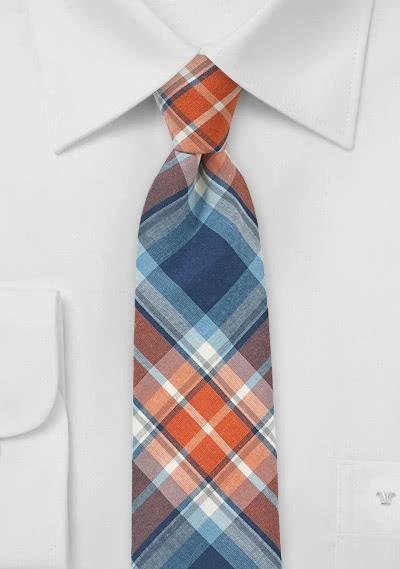 Krawatte einfarbig silber aus Mikrofaser