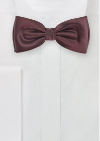 Krawatte schlank  Streifen kupfer-orange...