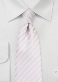 Blaue Krawatte einfarbig