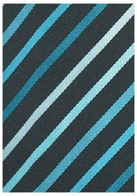Krawattenschal Ornamenturen marineblau