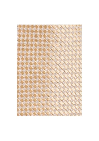 Krawatte unifarben Kunstfaser weinrot