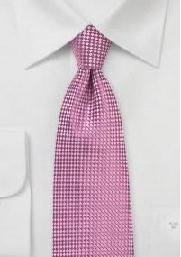 Krawatte in weinrot