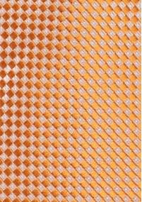 Businesskrawatte himmelblau Viereck-Struktur